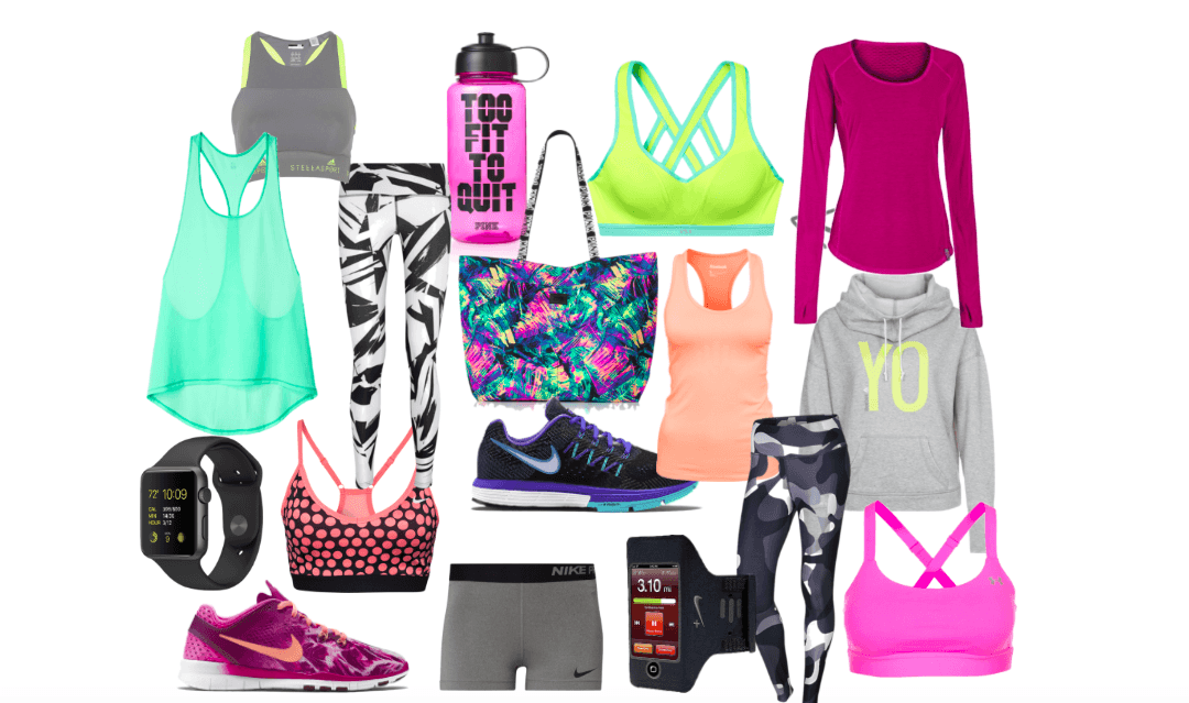 GYM MUST HAVES 1