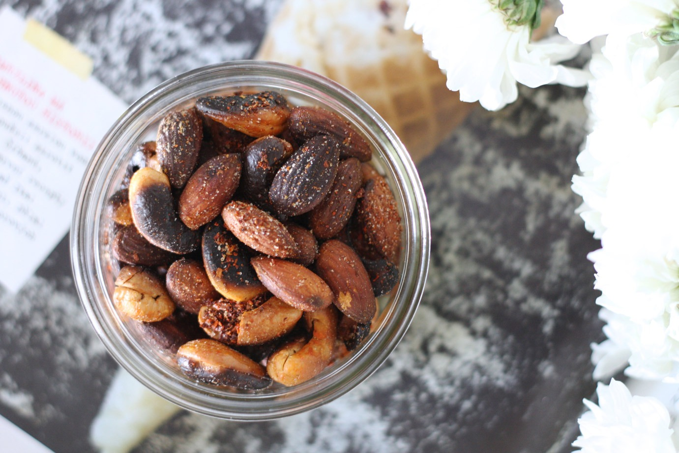 ROASTED NUTS WITH CHILLI 1