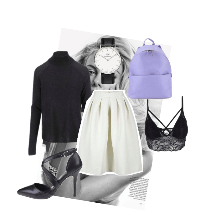 OUTFIT SKIRT INSPO 1