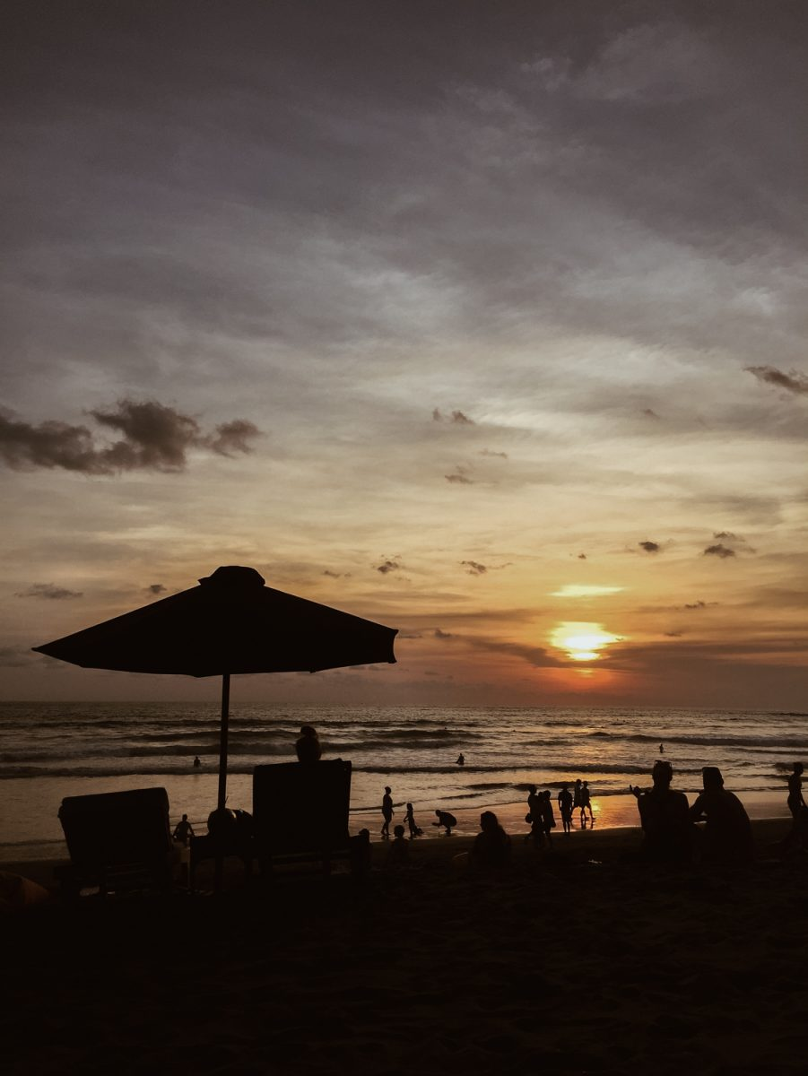 BEACH, TANAH LOT, HAPPINESS, COCONUTS 1