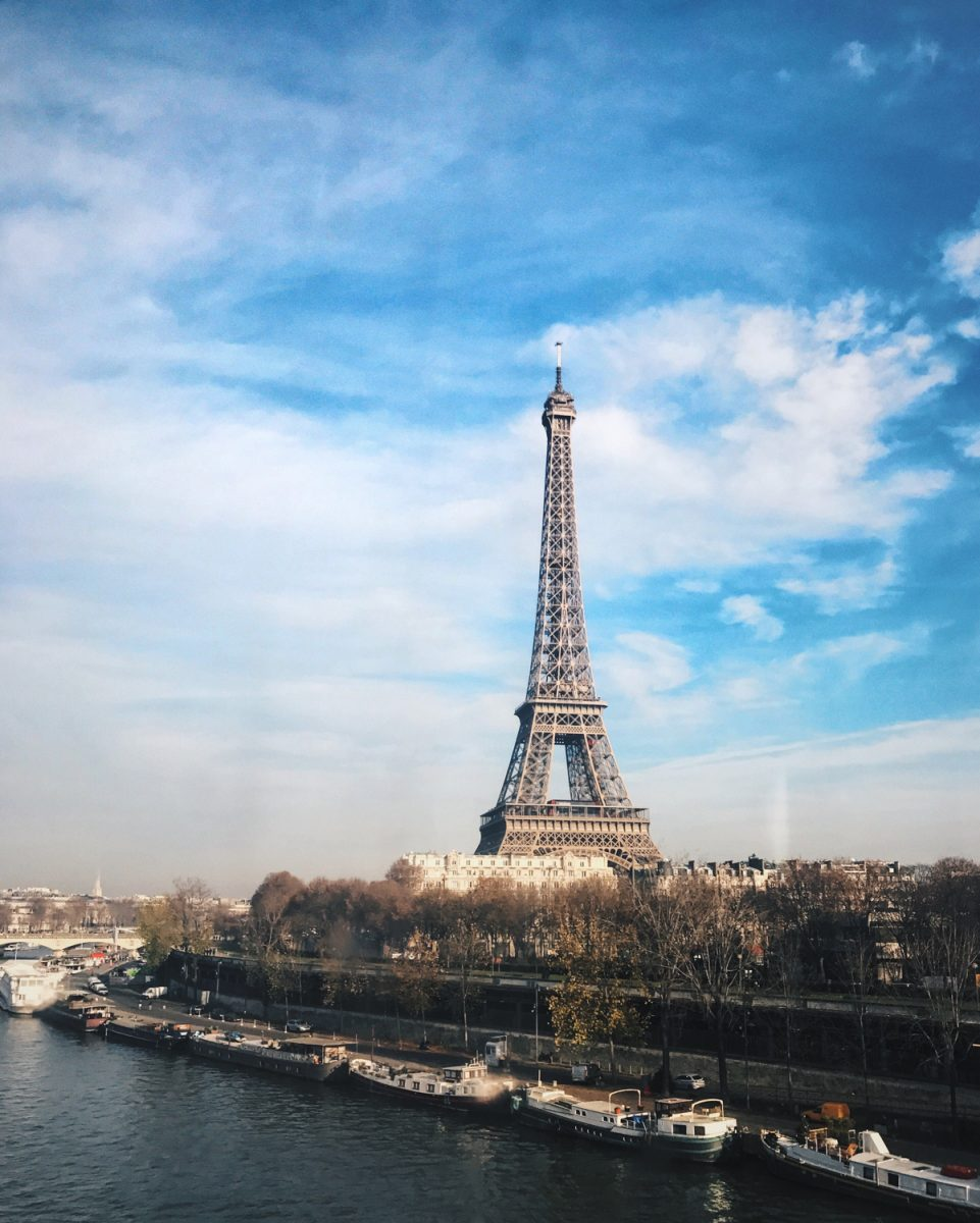 PARIS: FREE TRANSPORT, BEAUTIFUL VIEWS AND PARISIAN STREETS 1
