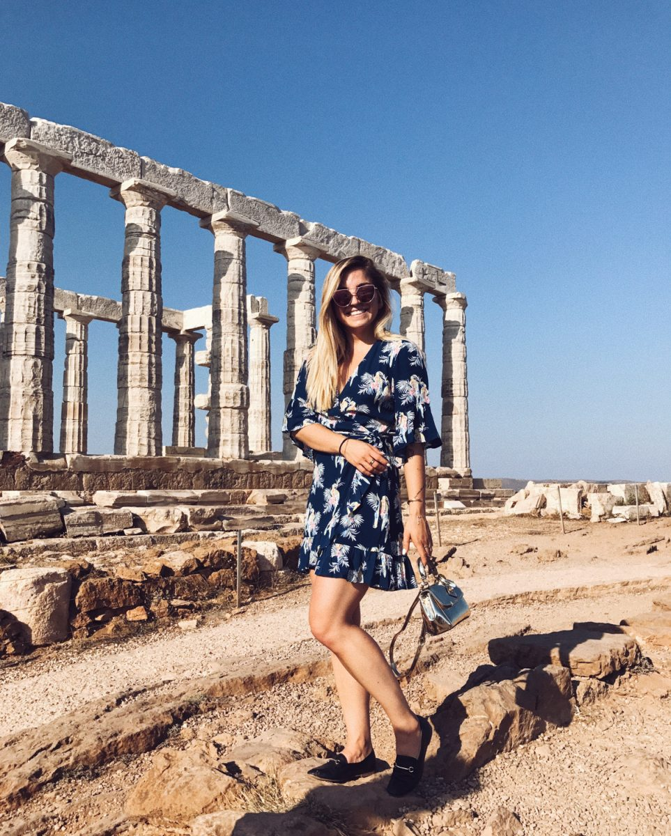 WHAT I WORE IN GREECE 1