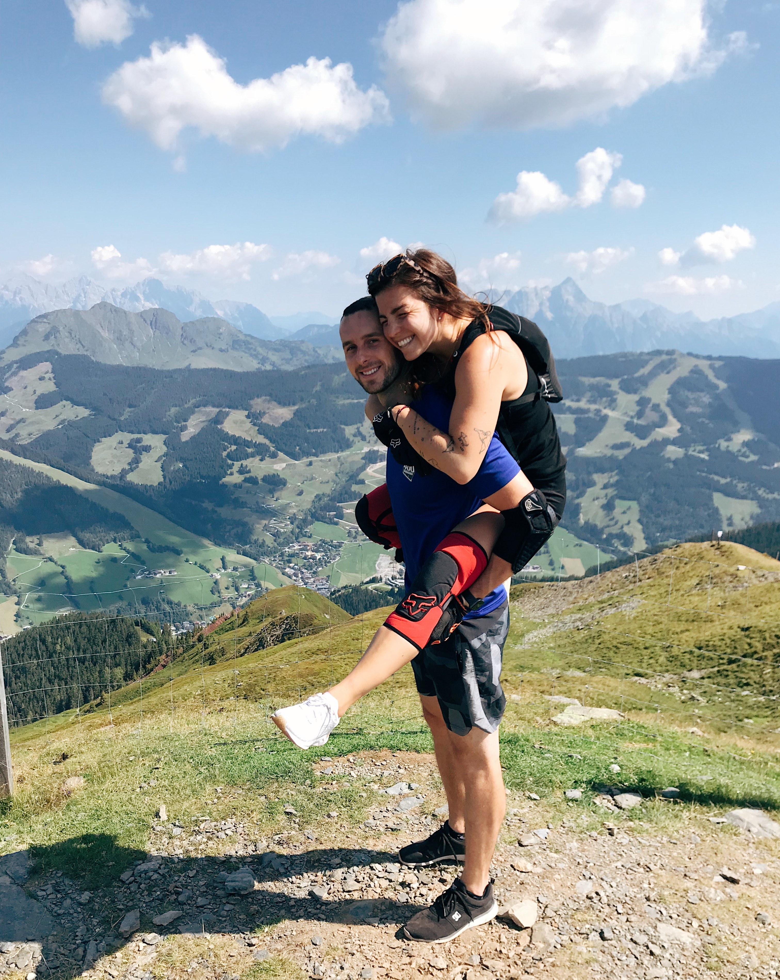 Couple in Austria